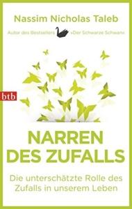 Cover des Buches von Nassim Taleb - Narren des Zufalls